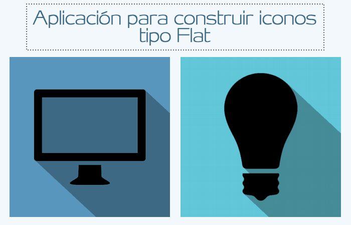 Flat Icon Generator es una aplicación on-line que genera iconos tipo Flat utilizando como base un pack propio de 57 elementos diversos y la posibilidad de subir otro distinto. #iconos