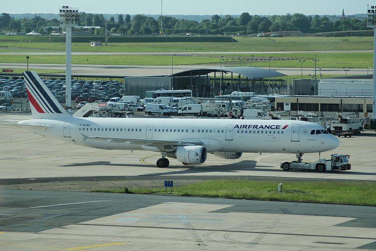 Airbus A321: 3930 F-GTAX A321-211 Air France Paris Orly Airport