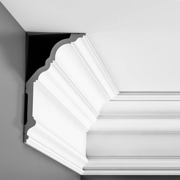 10 1 8 H X 5 3 8 W X 5 3 8 D Crown In 2020 Classic Ceiling False Ceiling Design Cornice Design