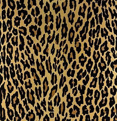 леопардовые обои Ральф Лорен