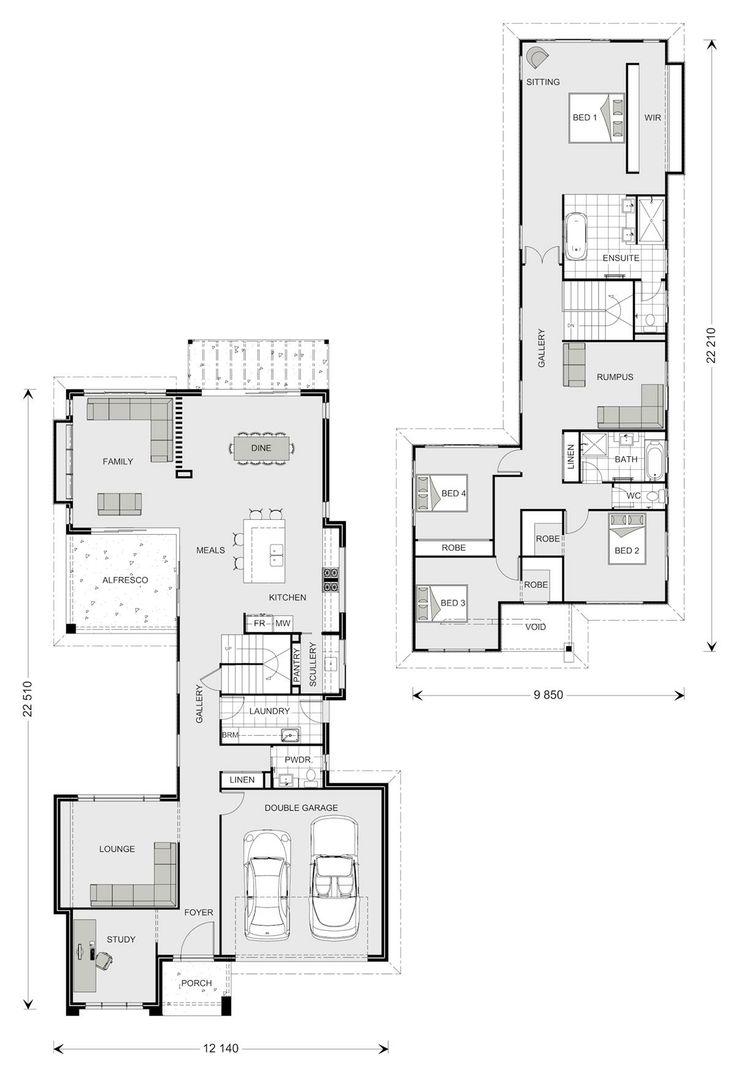 Galleria 352 our designs gladstone builder gj gardner for Gardner flooring