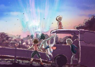 Monster Strike Anime Film Casts Maaya Sakamoto Tomo Muranaka