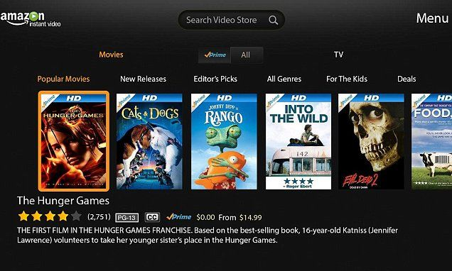 Amazon Prime video app set to hit Apple TV this summer