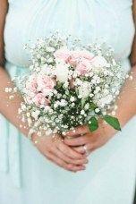 awesome 46 Soft Pink Winter Wedding Inspiration Ideas  http://viscawedding.com/2017/12/27/46-soft-pink-winter-wedding-inspiration-ideas/