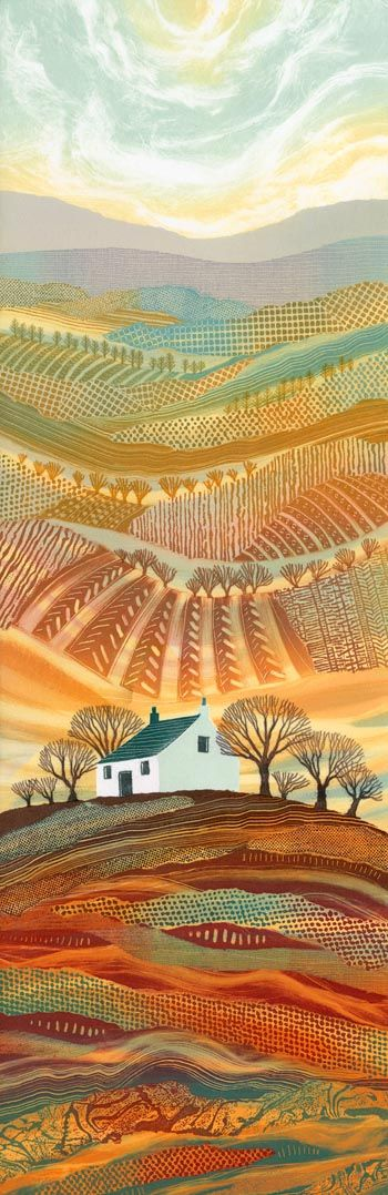 Steward of the Valley Rebecca Vincent Giclee Print