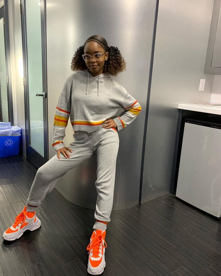 Marsai Martin On Instagram Just A Sporty Girl Who Don T