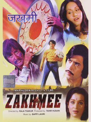 Zakhmee (1975) Hindi Movie Online in HD - Einthusan Sunil Dutt, Asha Parekh, Rakesh Roshan, Reena Roy Directed by Raja Thakur Music by Bappi Lahiri 1975 [U] ENGLISH SUBTITLE
