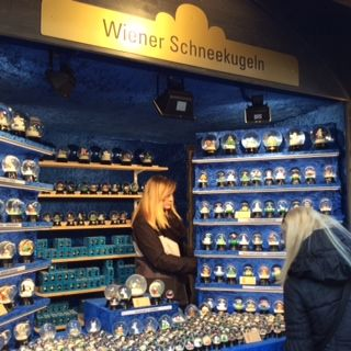 Vienna snow globes
