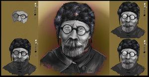 Tunguska by ~icaroGraf on deviantART