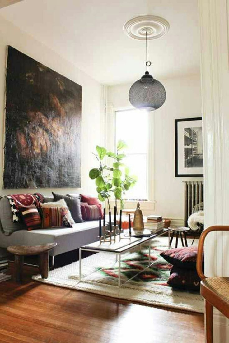 Bohemian Decor Ideas Are A Wonderful Way To Bring Color And Unique Style Into Modern Living Room Design Interior Decorating Can Combine Few