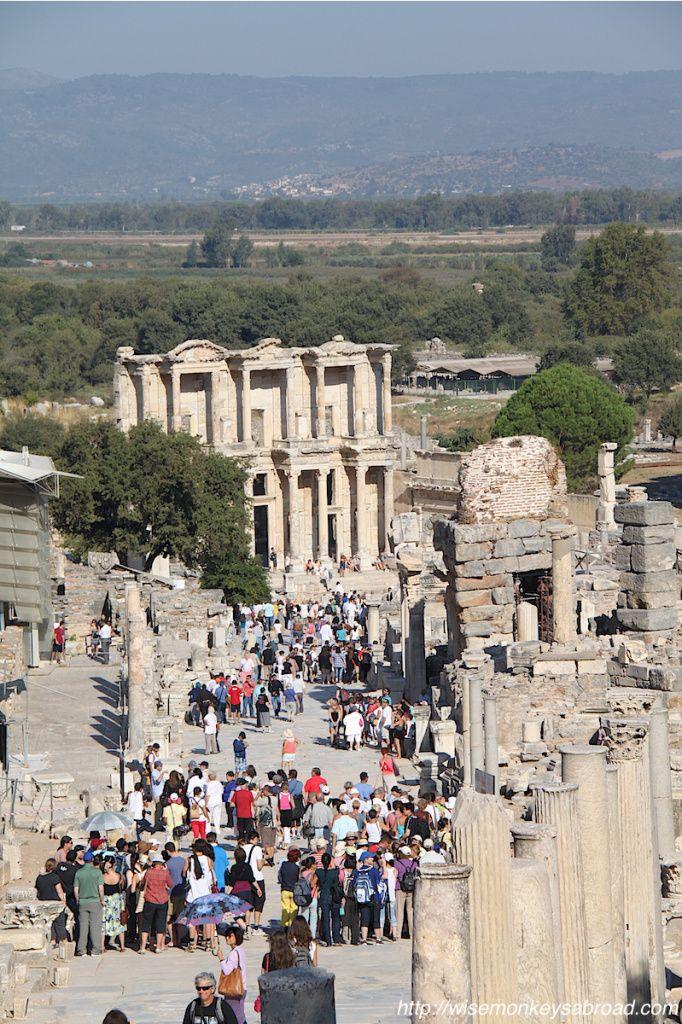 YAY for Ephesus!! It is now on the UNESCO World Heritage List.