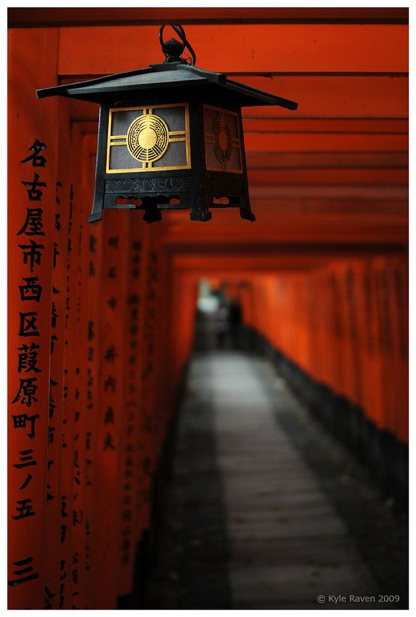 伏見稲荷大社(京都) Fushimi Inari Shrine, Kyoto #Kyoto #Japan