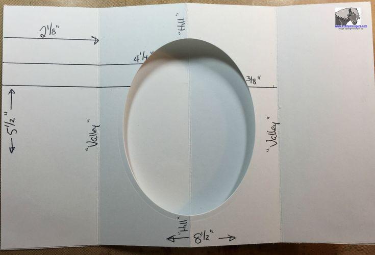 Tunnel Card Tutorial Glued watermarked