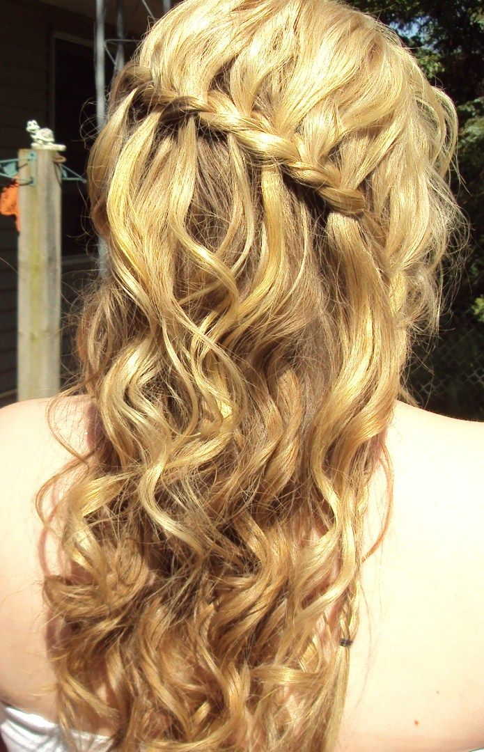 -Prom Hair - for those who want that day to be magical... this one can help your dream come true