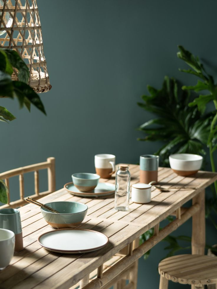 "New ""Nima"" fair trade ceramic tableware coming in October. Visit our website for stockist and online resellers. #green #fairtrade #dipglaze"