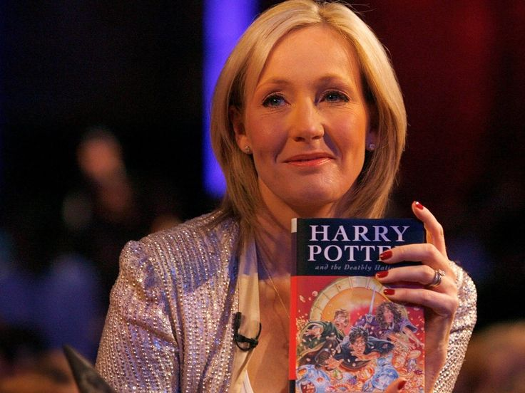 J.K. Rowling Releasing 3 New Magical Books in September!