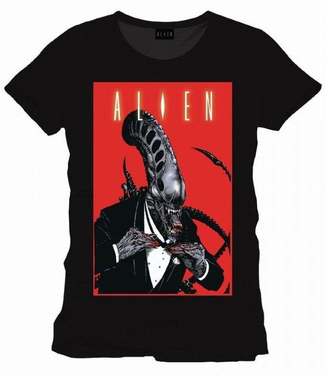 Tricou Alien Cover