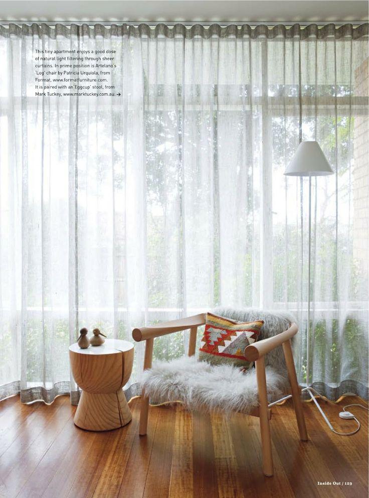 Simone Haag: curtains