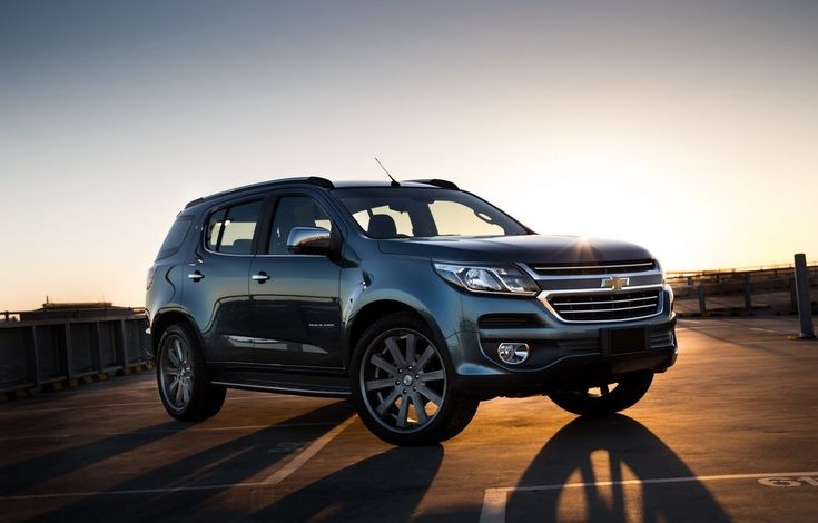 2017 Chevrolet Trailblazer Price, Review, Pictures