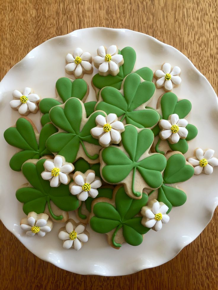 Shamrocks for St. Patrick's Day