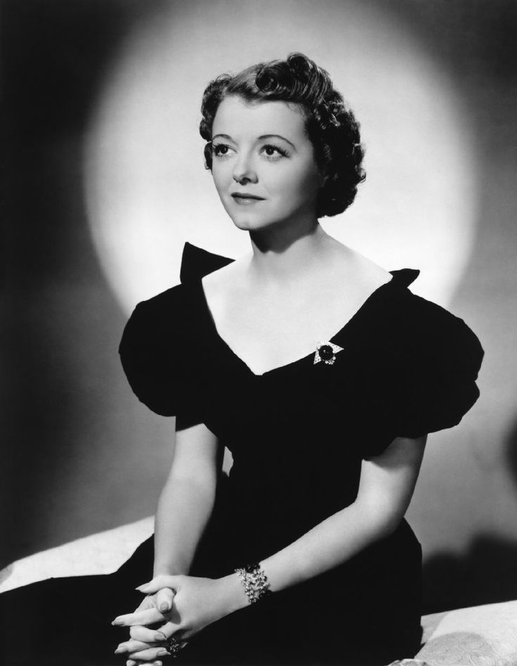 Janet Gaynor in A Star Is Born (1937)