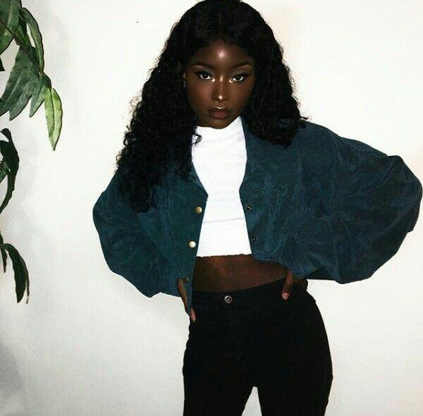 light skin black women with gauges