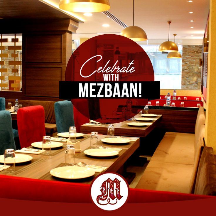 Looking for a special place to celebrate with your friends? Look no further! Mezbaan Restaurant aura will never disappoint you! May it be Birthdays, Anniversaries, family get-togethers or what not, we would be glad to serve you