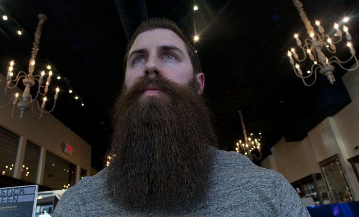 'Chuck Norris couldn't even grow a beard' like Ann Arbor Beard Contest winner | MLive.com