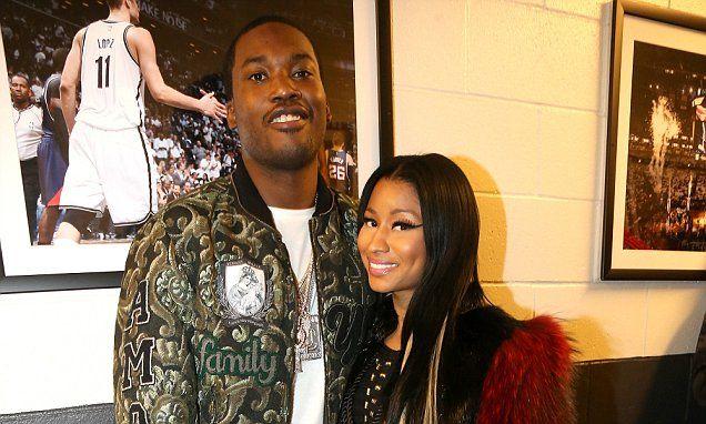 Nicki Minaj and her rapper beau Meek Mill 'buying a house together'