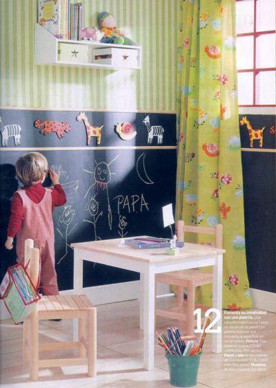ideal para cuartos de niños