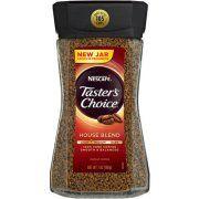 NESCAFE TASTER'S CHOICE House Blend Instant Coffee 7 oz. Jar