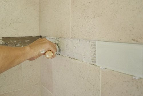 How To: Replace bathroom tiles