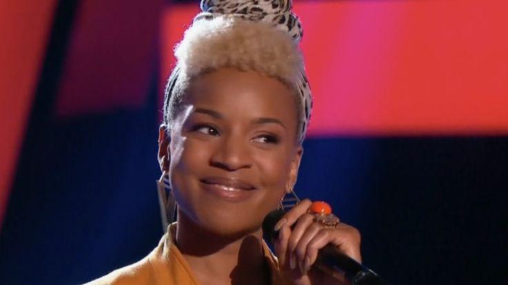 Watch: Ashley DuBose - Diamonds - The Voice 5 - Video