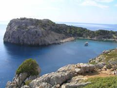 Panoramio - Photo of Rodos, Anthony Queen Bay mj-27