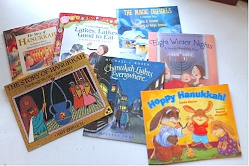 Books about Hanukkah for Kids
