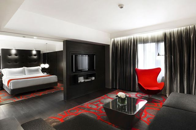 DORMITORIOS ELEGANTES CON BAÑO INTEGRADO - HABITACIONES DE LUJO : Dormitorios: Fotos de dormitorios Imágenes de habitaciones y recámaras, Diseño y Decoración