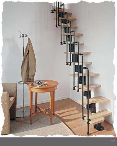 Craftsman Spiral Staircase   Google Search