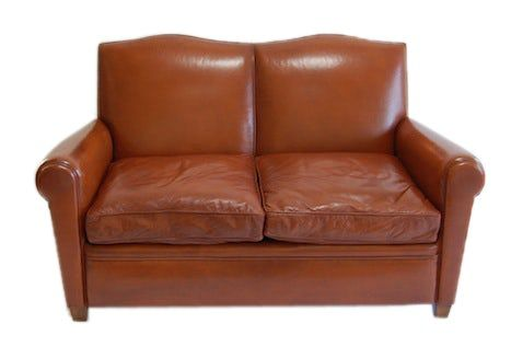 Soutine Loveseat  MidCentury  Modern, Upholstery  Fabric, Sofas  Sectional by Thomas Callaway Associates, Inc