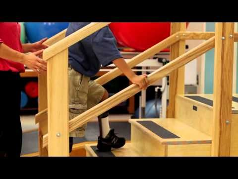 Muscular Dystrophy: Treatment by a Physical Therapist - YouTube