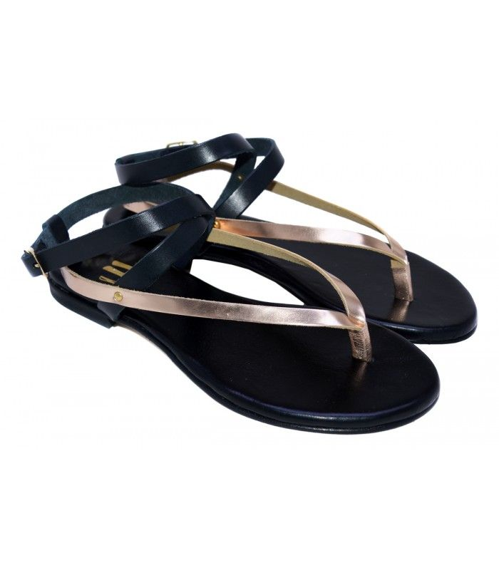 LEATHER SANDALS DESIGNERLOU Excellent choice for a casual appearance of the new collection ofLou company. AVAILABLE COLORS:PINK GOLD BLACK