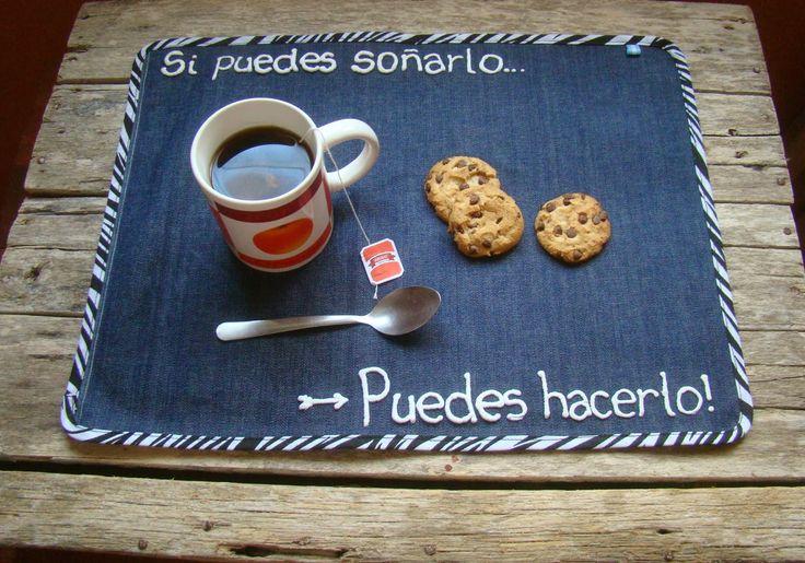 32 best images about individuales y manteles on pinterest for Adornos para el hogar