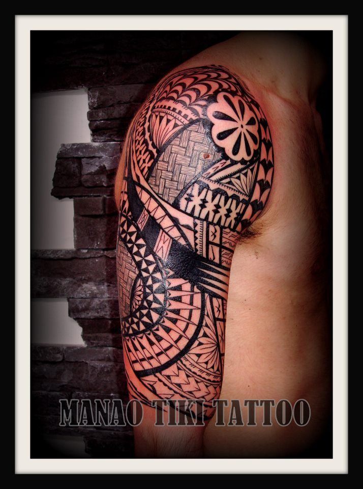 222 best images about samoan tattoo designs on pinterest for Polynesian tiki tattoo