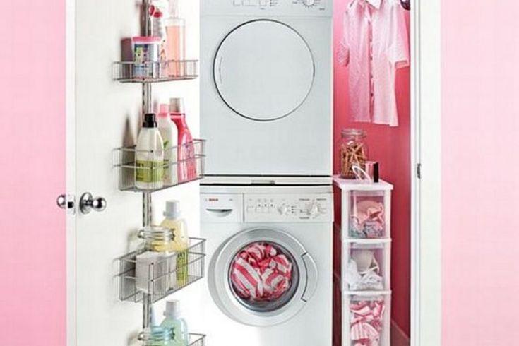 Organize a sua lavandaria em 5 passos