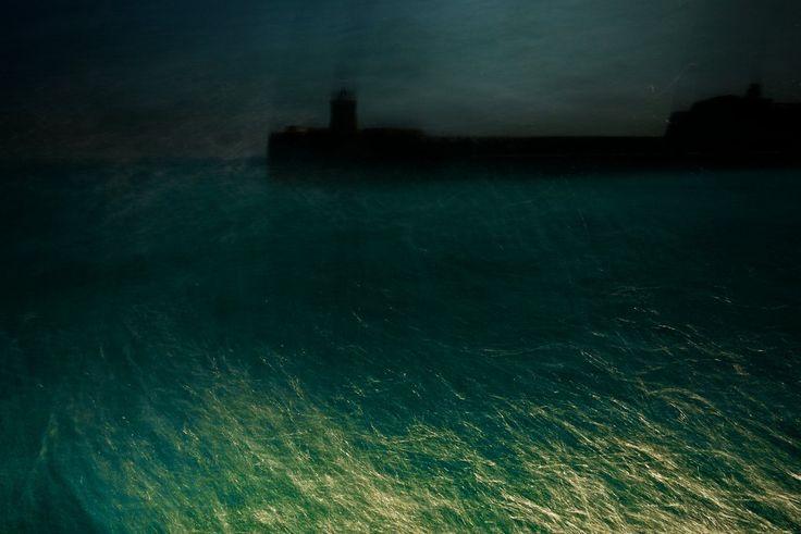 Blurred Landscape Photography by Chris Friel