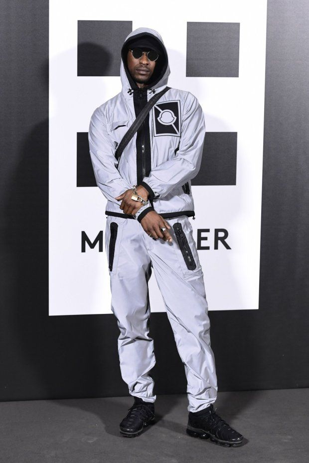 3a7559ce82 SPOTTED: Skepta attends 'Moncler Genius' Presentation at MFW wearing  Moncler – PAUSE Online | Men's Fashion, Street Style, Fashion News &  Streetwear
