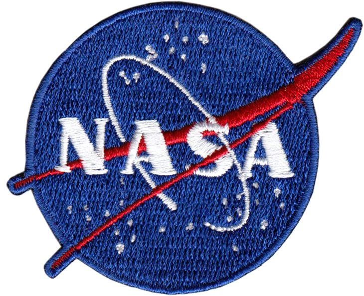 blue nasa astronaut wings patches - photo #16