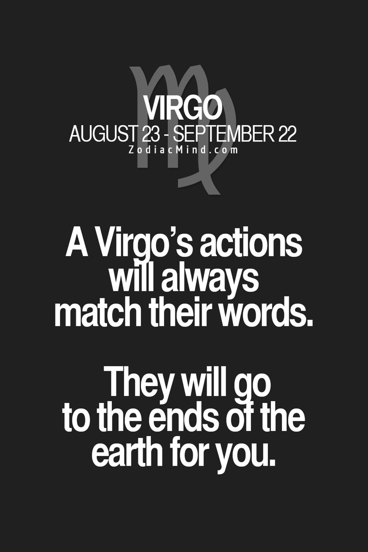 the best match for a virgo