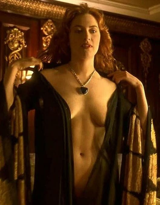New sexy naked image kate winslet