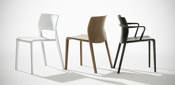Juno di Arper: la sedia in plastica si evolve | Incanti