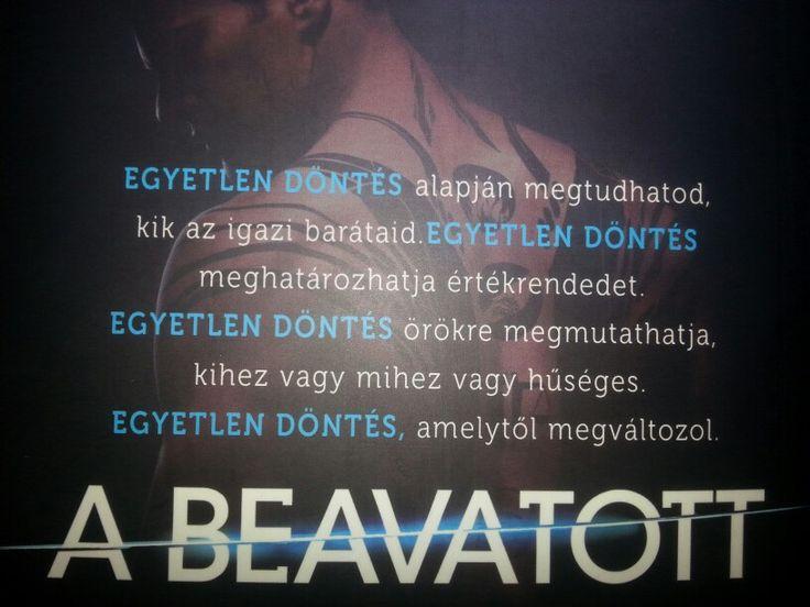 A beavatott - Divergent